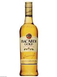 Bacardi Gold (import) - 750ml