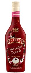 Bailey's Red Velvet Cupcake -750ml