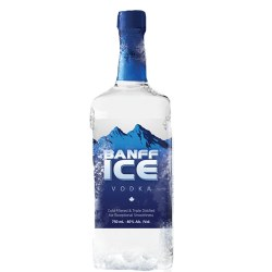 Banff Ice Vodka -  750ml