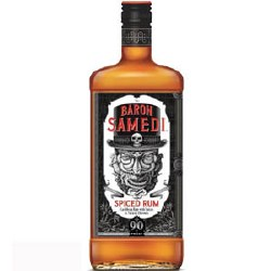 Baron Samedi Spiced Rum-750ml