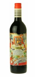 Bear Flag Smooth Red -750ml