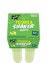 Black Fly Tequila Shaker Shots
