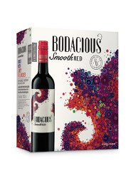 Bodacious Smooth Red -4000ml