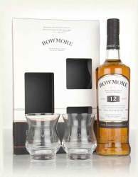 Bowmore 12yr Gift Pack- 750ml