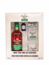 Canadian Club Gift Pack- 750ml
