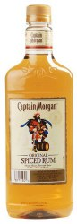 Captain Morgan Gingerbread Spiced Rum -750ml