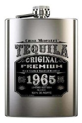 Casa Maestri Tequila Flask Blanco -200ml