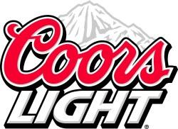 Coors Light Keg -59L
