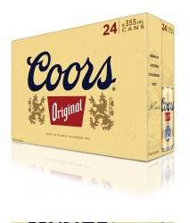 24c Coors Original