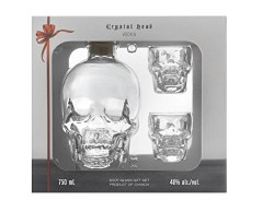 Crystal Head Gift Pack- 750ml