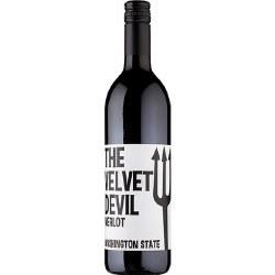 The Velvet Devil Merlot -750ml