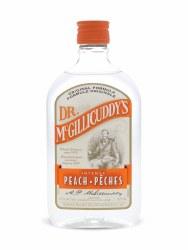 Dr. McGillicuddy's Peach Schnapps -375ml