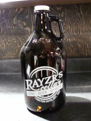 Growler Container