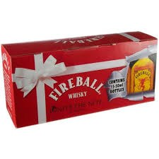 Fireball Holiday Pack-