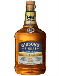 Gibson's Rare 12yo-750ml