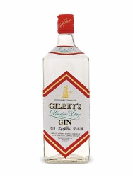 Gilbey's Dry Gin - 750ml