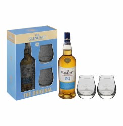 Glenlivet Gift Pack- 750ml