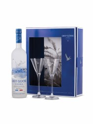 Grey Goose Martini Pack- 750ml