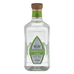 Hornitos Plata- 750ml