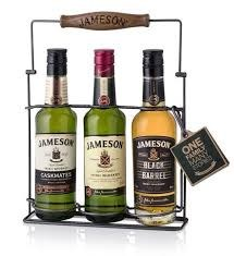 Jameson Wire Gift Pack-750ml