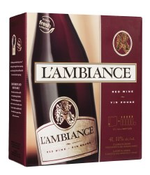 L'ambiance Red -4000ml