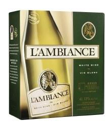 L'ambiance White -4000ml