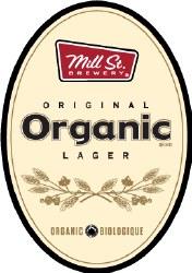 Mill Street Organic Lager Keg -50L