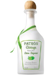 Patron Citronge Lime  -  750ml