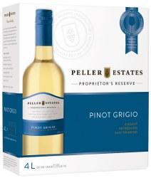 Peller Estates Proprietor's Reserve Pinot Grigio -4000ml