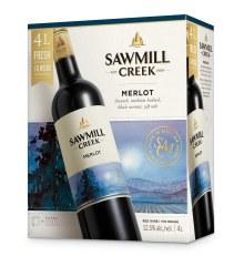 Sawmill Creek Merlot -4000ml