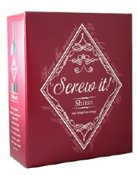 Screw It! Shiraz -4000ml