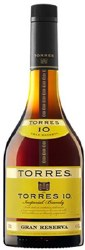 Torres 10 Year Classic Brandy -750ml