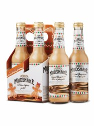 4b Vodka Mudshake Gingerbread