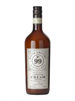 Wayne Gretzky Cream Whiskey -750ml