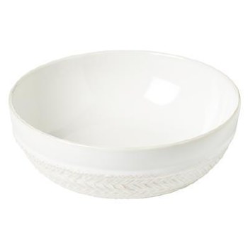 LE PANIER WHITEWASH COUPE PASTA BOWL
