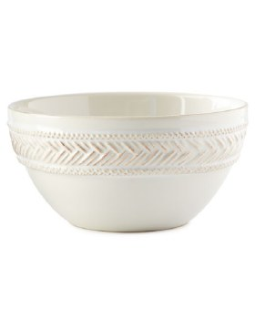 LE PANIER WHITEWASH CEREAL BOWL