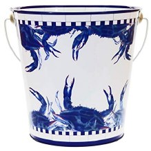 BLUE CRAB LARGE PAIL