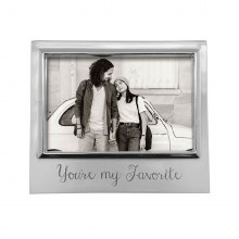 YOU'RE MY FAVORITE 4x6 FRAME