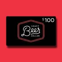$100 Beer Geek Gift Card