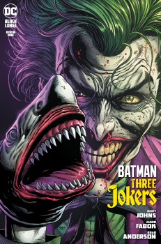 Batman Three Jokers #1 (of 3)2nd Ptg Cvr A Joker Shark Var