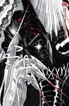 Batman Fear State Alpha #1 Megan Hutchison-Cates Cvr B (8/31/21)
