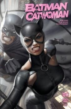 Batman Catwoman #1 Ryan Brown Cover A Variant