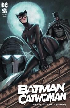 Batman Catwoman #1 Ryan Kincaid Variant