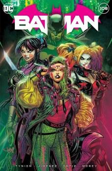Batman #108  Jonboy Myers Cover A Variant