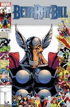 Beta Ray Bill #1 Mike McKone Vintage Marvel Frame (3/31/21)