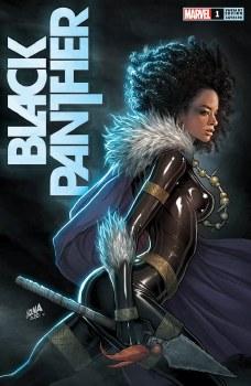 Black Panther #1 David Nakayama Cover A Var (8/4/21)