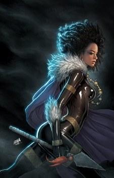 Black Panther #1 David Nakayama Cover B Virgin Var (8/4/21)