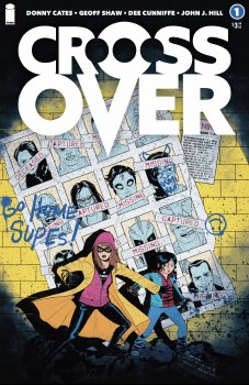 Crossover #1 Megan Hutchinson616 Comics Cover A Homage Vari
