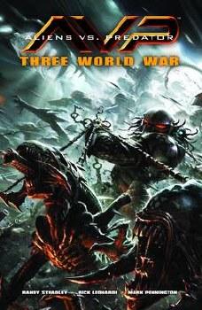 Aliens Vs Predator Three World War Tp