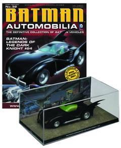 Dc Batman Auto Fig Mag #32